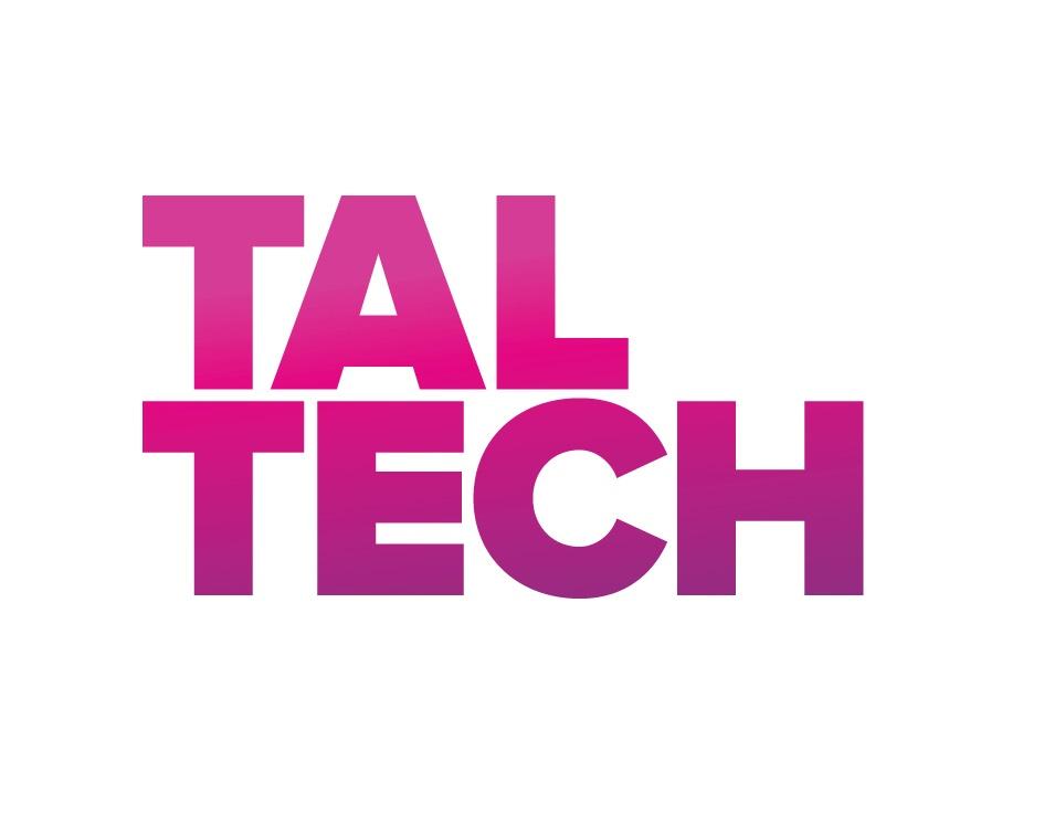 Logo of Tallinn University of Technology TalTech.